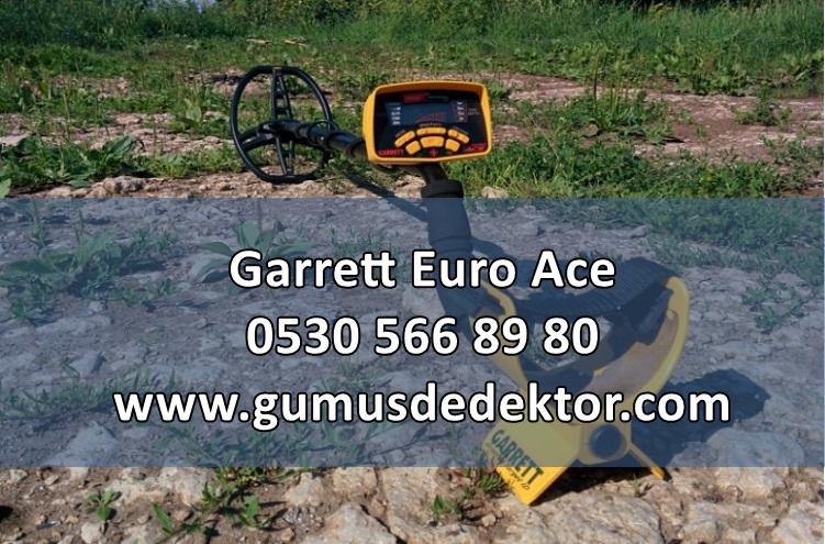 Garrett Euro Ace Metal Dedektörü