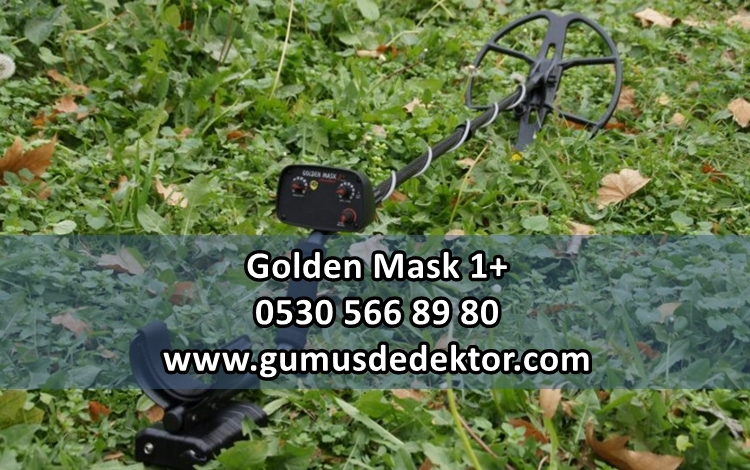 Golden Mask 1+ Metal Dedektörü
